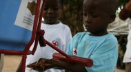 Volunteer Work Ivory Coast: Red Cross