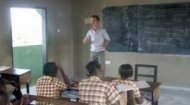 Volunteer Work Ghana: Westminster School