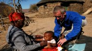 Volunteer Work Lesotho: Touching Tiny Lives Foundation